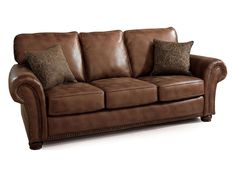 Home Gallery Furniture for Lane Benson, Benson Faux Leather Sofa