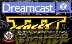Brigando Na Rua (Street Fighter III: Double Impact) - Um 2em1 pra você entender o que mudou na nova Street Fighter.