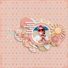 """Happy Summer Day"" by Eudora Designs @ MScraps & WLS!!  The link is: http://www.mscraps.com/shop/eudoradesigns/?treemenu=y http://withlovestudio.net/shop/index.php?main_page=index&cPath=27_251  QP Freebie: http://eudoradesigns.blogspot.tw/2015/06/happy-summer-day-qp.html"