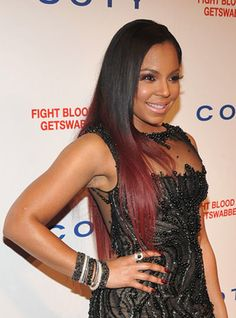Ashanti Stock Full Lace Human hair Wig - Straight -cls024-s  #rpgshow