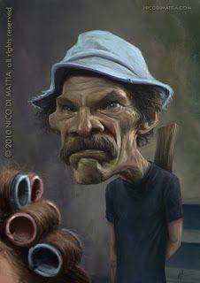 Caricatures by Nico Di Mattia Cartoon People, Cartoon Faces, Funny Faces, Cartoon Art, Funny Caricatures, Celebrity Caricatures, Caricature Drawing, Interesting Faces, Funny Cartoons