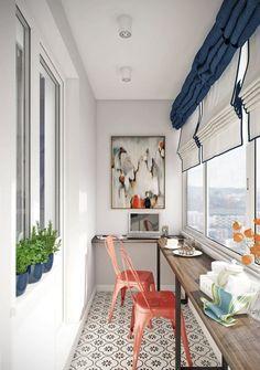 Juega con los mosaicos de los vinilos de baldosas hidráulicas y muebles de colores.