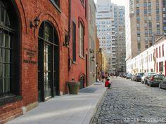 Descubre esta calle secreta del Greenwich Village, un pedacito de la historia de Nueva York escondido a plena luz.