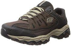 Skechers Sport Men's Afterburn Memory Foam Fashion Sneaker,Brown/Taupe,12 M US Skechers http://www.amazon.com/dp/B00FGNISH8/ref=cm_sw_r_pi_dp_kuY9ub0RWT9RY