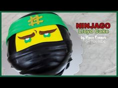 "Ninjago Movie - ""Lloyd"" Cake | Renee Conner"