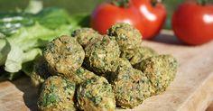 Falafels aux graines de tournesol et sauce tzatziki végétalienne