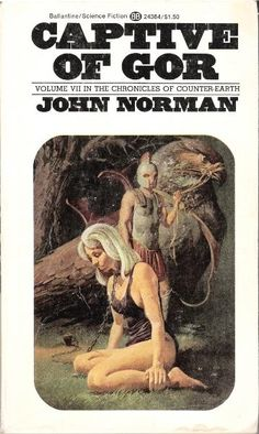 Captive of Gor - John Norman