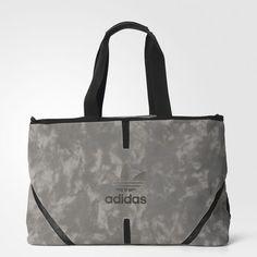 35f8744f5a10 Adidas Women s Originals Shopper Bag Ay9322 Multi Solid Grey (Reg 65) Pocket  Books
