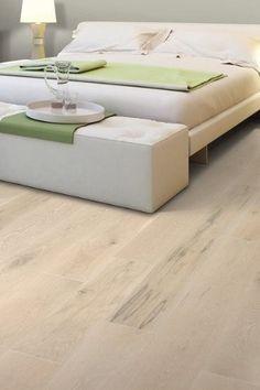Bona NordicSeal for Whitewashed Hardwood Floors Refinish Wood Floors, Whitewash Wood, Hardwood Floors, White Wash Wood Floors, White Wash Stain, Knotty Pine Walls, Kitchen Flooring, Coastal Decor, Home Remodeling