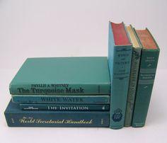 Turquoise Books!!