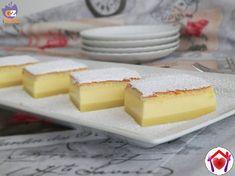 Torta magica   Le ricette di mamma Lù