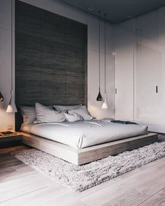 100 Perfectly Minimal & Stylish Bedrooms For Your Inspiration | UltraLinx