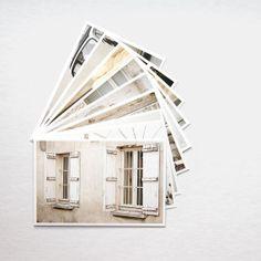 Paris Postcards, stocking stuffer for francophiles. #paris