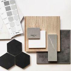 Mood Board Interior, Interior Design Boards, Moodboard Interior Design, Estilo Interior, Interior Design Presentation, Material Board, Tips & Tricks, Concept Board, Colour Board