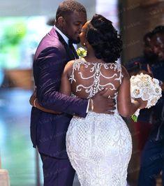 2015 Wedding Dresses, Wedding Dresses Plus Size, Wedding Gowns, Lace Wedding, Dream Wedding, Crystal Wedding, Purple Wedding, Wedding Bride, Baby Boy Fashion