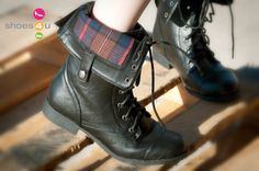 Bumper_Freda03_Cuff_Lace_Up_Boot