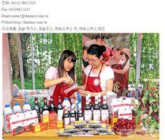 Tin tức về Hibiscus trên tạp chí Hàn Quốc Vietnam Korea News cho thấy một tín hiệu vui cho sản phẩm Việt Nam, khi nhận được sự tin tưởng và quan tâm từ thị trường quốc tế. Hiện nay các sản phẩm từ Hibiscus tốt cho sức khỏe được phân phối bởi công ty TM&DV Roselle Việt Nam http://thaomoc.com.vn/tin-tuc/item/586-tap-chi-han-quoc-dua-thong-tin-ve-cac-san-pham-hibiscus