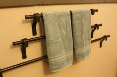 Hey, I found this really awesome Etsy listing at https://www.etsy.com/au/listing/163124491/forged-iron-towel-bar-choose-from-18-24