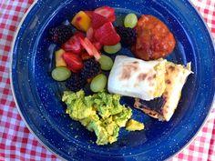 Breakfast Burritos c