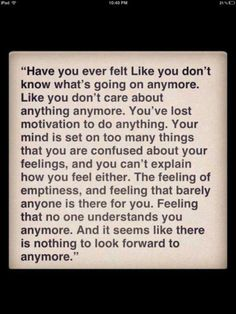 feeling that no one understands me, always... really every part of this is so so me some days(or say, nights)...