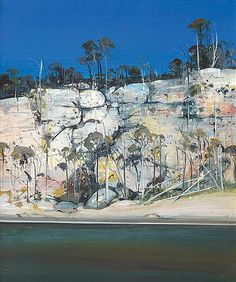 Buy online, view images and see past prices for ARTHUR BOYD Shoalhaven Riverbank. Invaluable is the world's largest marketplace for art, antiques, and collectibles. Landscape Artwork, Abstract Landscape Painting, Seascape Paintings, Contemporary Landscape, Tree Paintings, Australian Painting, Australian Artists, Australian People, Australian Bush