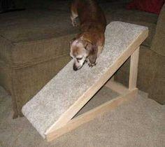 Free Dog Ramp Plan
