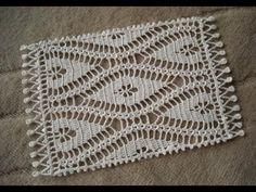 Modèles de couverture de table basse de salon et crochet - Βελονακι - Crochet Stitches Patterns, Thread Crochet, Filet Crochet, Crochet Motif, Irish Crochet, Knitting Patterns, Knit Crochet, Crochet Table Mat, Crochet Bouquet