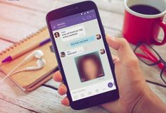 Viber now lets users set photos and videos to disappear after theyre viewed