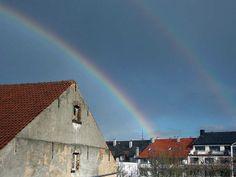 Der Regenbogen.
