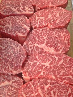 Post with 2240 votes and 6520 views. Wagyu Ribeye, Wagyu Beef, Beef Tips, Beef Recipes, Game Recipes, Steaks, Meat Cooking Chart, Steak And Whiskey, Beef Cuts Chart