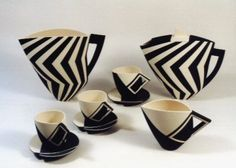 Contemporary ceramic functional ware designed by Jon Middlemiss