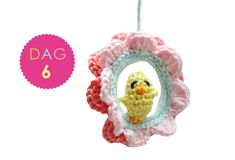 The week before the Easter holidays the one and only Yarnplaza Easter CAL will start! Decorate your Easter tree with the free cute little crochet patterns! Crochet Birds, Easter Crochet, Free Crochet, Knit Crochet, Easter Holidays, All Holidays, Easter Tree, Crochet Earrings, Projects To Try