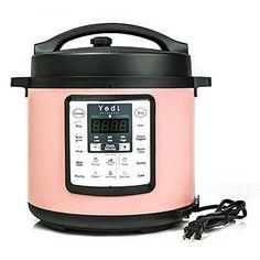 Amazon.com: Instant Pot Ultra 6 Qt 10-in-1 Multi- Use Programmable Pressure Cooker, Slow Cooker, Rice Cooker, Yogurt Maker, Cake Maker, Egg Cooker, Sauté, Steamer, Warmer, and Sterilizer: Kitchen & Dining