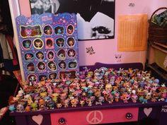 Lps pet shop army(it's not mine it's my friends).    :|
