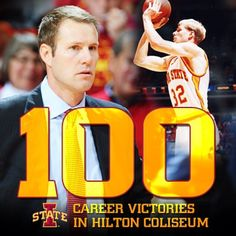 Last night was Coach Hoiberg's victory in Hilton Coliseum. He was as a player and is as a head coach. Thanks, Coach Hoiberg! Isu Football, Football And Basketball, Alpha Phi Sorority, Greek Week, Iowa State Cyclones, Basement Ideas, State University, Victorious, How To Memorize Things