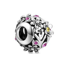 Soufeel charms are incredibly popular with jewelry aficionados and those new to collecting bracelet charms. Soufeel charms come in many different designs so that there is Swarovski Crystals, Rings For Men, Wedding Rings, Engagement Rings, Sterling Silver, Bracelets, Flowers, Jewelry, Nature