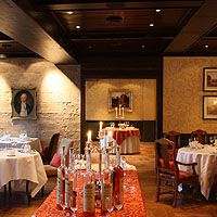 Gourmet Restaurant Novalis Niedersachsen im 5 Sterne Hotel am Harz