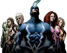 Marvel has many exciting films lined up for Phase but few are as important as Inhumans, which will expose us to a new side of the Marvel Cinematic Universe. Here are several reasons why Marvel made the right choice in slating an Inhumans movie for Marvel News, Marvel Films, Marvel Characters, Marvel Heroes, Marvel Cinematic, Ms Marvel, Book Characters, Captain Marvel, First Marvel Comic