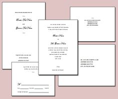 wedding program template for microsoft publisher for the future