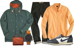 Add a Hint of Orange to your Wardrobe  Please follow me on Twitter @AGBStyle