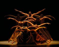 Choreography by Alvin Ailey Alvin Ailey American dance Theater Credit photo: ©Paul Kolnik