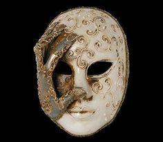 Volto Mistero Venetian Masquerade Mask