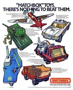 All sizes | Matchbox Toys 2 Ad 1976 | Flickr - Photo Sharing!