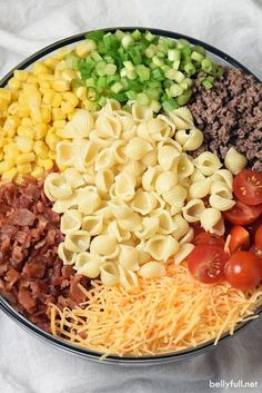Easy Cowboy Pasta Salad – Best Recipe