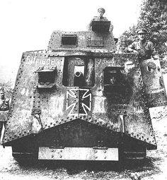 WWI German A7V