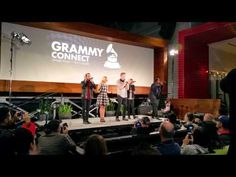 Pentatonix- Live Performance Grammy Connect - YouTube Pentatonix, Telephone, Rock And Roll, Connection, Have Fun, The Past, Universe, Space, Live