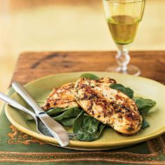 Citrus Chicken - Superfast Chicken Recipes - Cooking Light