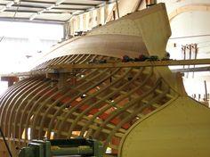 Gartside Boats - Custom Boatbuilding - 22 Foot Steam Launch Design#123
