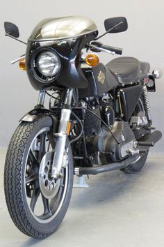 Harley Davidson 1978 XLCR Cafe Racer 1000cc