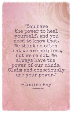 "www.graceful-lily-holistic-healing.com ""You have the power to heal yourself"""